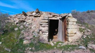 Download Drone Finds Hidden Underground House From the 1800's! Off the Grid Treasure Hunting! Video