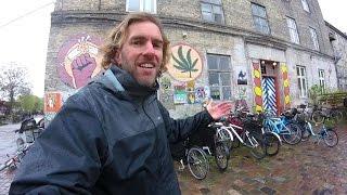 Download A Tour of Christiania in Copenhagen: Experimental Hippie Village Video