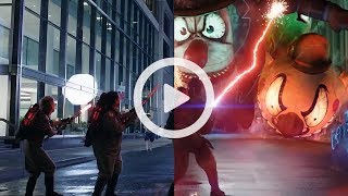Download Ghostbusters Balloon Sequence Video