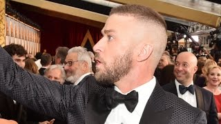 Download Justin Timberlake Oscars Opening Performance - Can't Stop That Feeling Video