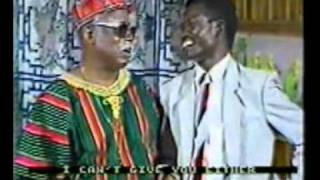Download Oldschool Yoruba Movie - Agba Man by Baba Sala Video