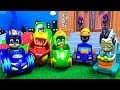 Download SUPER CARRERA CON VEHICULOS PJ MASKS - RACE INTO THE NIGHT Video