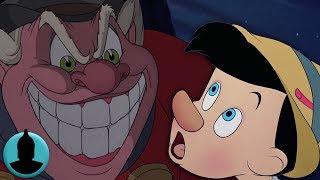 Download Pinocchio Originally Killed Jiminy Cricket! Disney's Dark Secrets About Pinocchio (Tooned Up S3 E48) Video