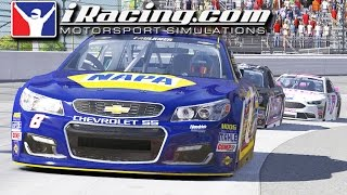 Download iRacing NASCAR Series at Martinsville Video