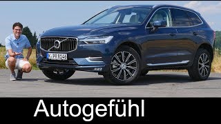 Download Volvo XC60 FULL REVIEW all-new neu SUV 2018 Inscription + R-Design - Autogefühl Video