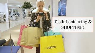 Download Getting my TEETH CONTOURED, a Sausage Dog Haul & Major Shopping! Video