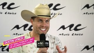 "Download Dustin Lynch Talks ""Small Town Boy"" and New Album Video"