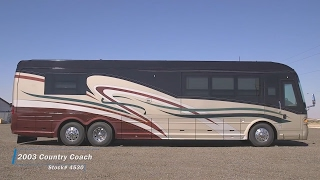 Download IWS Motor Coaches 2003 Country Coach Stk 4530 Interior Video