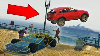 Download I CAN'T BELIEVE I PULLED THIS OFF! *RAMP CAR TROLLING!* | GTA 5 THUG LIFE #164 Video