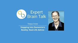 Download Stepping Into Dementia's Reality: Real-Life Advice From Teepa Snow Video