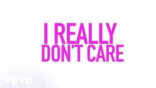 Download Demi Lovato - Really Don't Care ft. Cher Lloyd Video