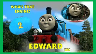 Download Who's That Engine? - Edward - UK - HD Video