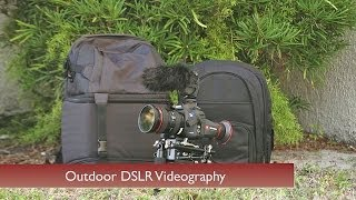 Download Outdoor DSLR Event Videography Video
