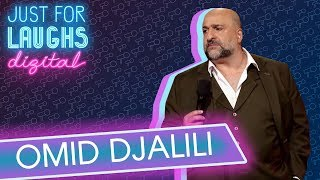 Download Omid Djalili - There Will Never Be a Female Pope Video