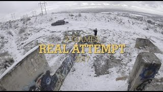 Download X Games Real Attempt — LJ Strenio Video