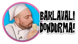 Download Baklavalı Dondurma Yaptık   Efsane Oldu   OHA Diyorum Mutfakta Video