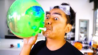 Download DON'T PUT AIR INTO THIS DINOSAUR BALLOON! OR ELSE! Video