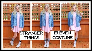 Download Eleven Stranger Things | HALLOWEEK DAY 1 - Lovey James Video
