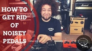 Download How To Get Rid of Noisy Pedals Video