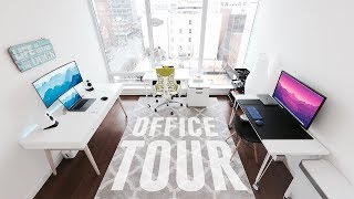 Download My Apartment Office Setup Tour (2017) Video