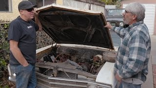 Download Update on the Barn-Find Buick! - Roadkill Extra Free Episode Video