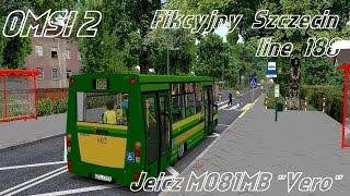 Download OMSI 2 • Fikcyjny Szczecin (line 188) • Jelcz M081MB ″Vero″ • Part 2 Video