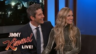 Download The Bachelor Arie Luyendyk Jr. & Fiancée Lauren B Reveal What Happened Video