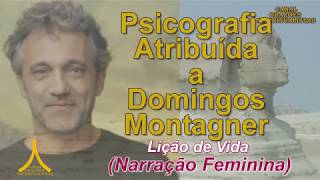 Download Psicografia de Domingos Montagner - Narração Feminina Video