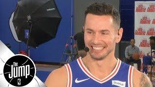 Download JJ Redick defends Ben Simmons & Markelle Fultz's shooting progress | The Jump | ESPN Video