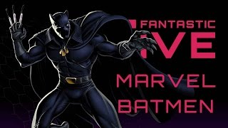 Download 5 Best Marvel Batmen - Fantastic Five Video