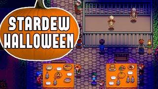 Download STARDEW VALLEY HALLOWEEN: Mazes, Secrets & Stardew Valley Spirit's Eve (Stardew Valley Gameplay #6) Video