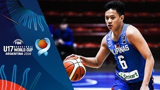 Download New Zealand v Philippines - Class 13-14 - Full Game - FIBA U17 Basketball World Cup 2018 Video