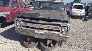 Download 1969 C10 Junk Yard Find Video