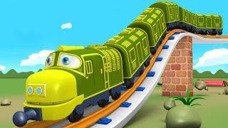 Download Thomas - Train Cartoon - Toy Train - Kids Videos for Kids - Toy Factory - Train Videos - JCB Video