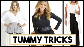 Download Style Tips | How To Hide Your Tummy Over 50! Video