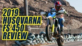 Download 2019 Husqvarna FS 450 Review Video