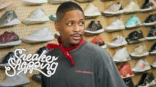 Download YG Goes Sneaker Shopping With Complex Video