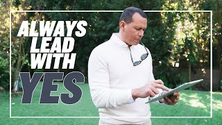 Download ALWAYS LEAD WITH YES | VLOG 2 Video