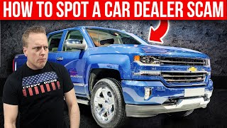 Download How to Spot a dealership scam when shopping for a new car or truck. Video