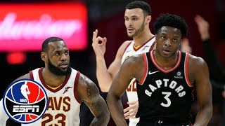 Download Are the Raptors doomed if they face the Cavaliers in the playoffs? | NBA Countdown | ESPN Video