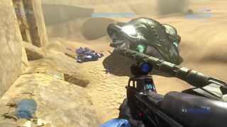 Download THE BEST MODDED AI MAP!!! Halo 3 - Sandstorm - Forge Video