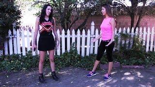 Download Cheerleader Bodyswap Series (Full Series video) m2f (REPOST) Video