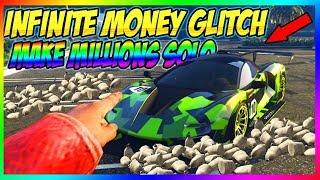 Download Super Casino Glitch (NEW Solo Money Glitch 1.48) GTA 5 MONEY GLITCH ONLINE Video