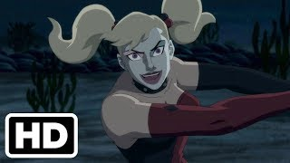 Download SUICIDE SQUAD: Hell to Pay - Trailer Debut (2018) Tara Strong, Christian Slater Video