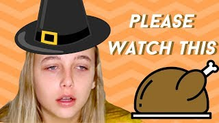Download THE MOST FABULOUS THANKSGIVING ACTIVITY OF ALL TIME Video