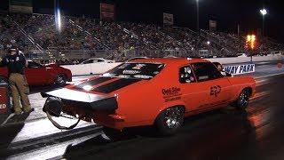 Download FRIDAY NIGHT DRAG RACING - Tulsa Raceway Park Video