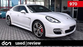 Download Buying a used Porsche Panamera (970) - 2009-2016, Common Issues, Buying advice / guide Video