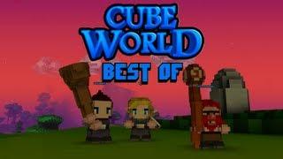 Download Best Of Let's Play Cube World (alle Perspektiven) - Gronkh, Sarazar und SgtRumpel Video