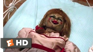 Download Annabelle (2014) - What Do You Want? Scene (9/10) | Movieclips Video