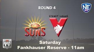 Download 2018 Round 4 - Gold Coast Suns v Sydney Swans Video
